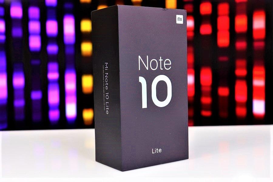 Xiaomi Mi Note 10 Lite xiaomi mi note 10 lite