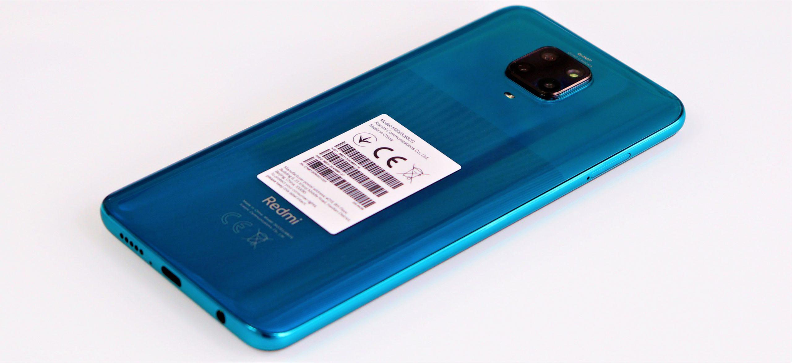 Redmi Note 9 Pro 3