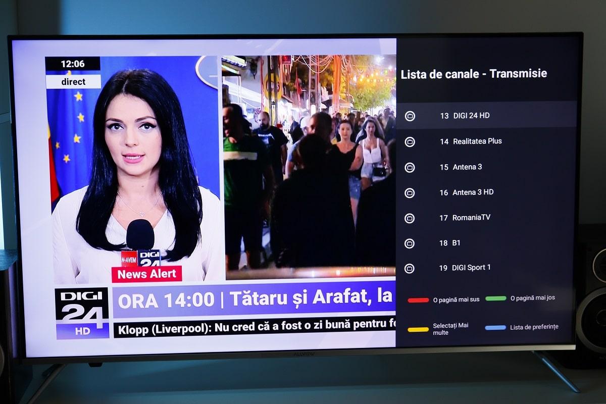 Primele pareri, Android TV Allview 50ePlay6100-U, 127cm