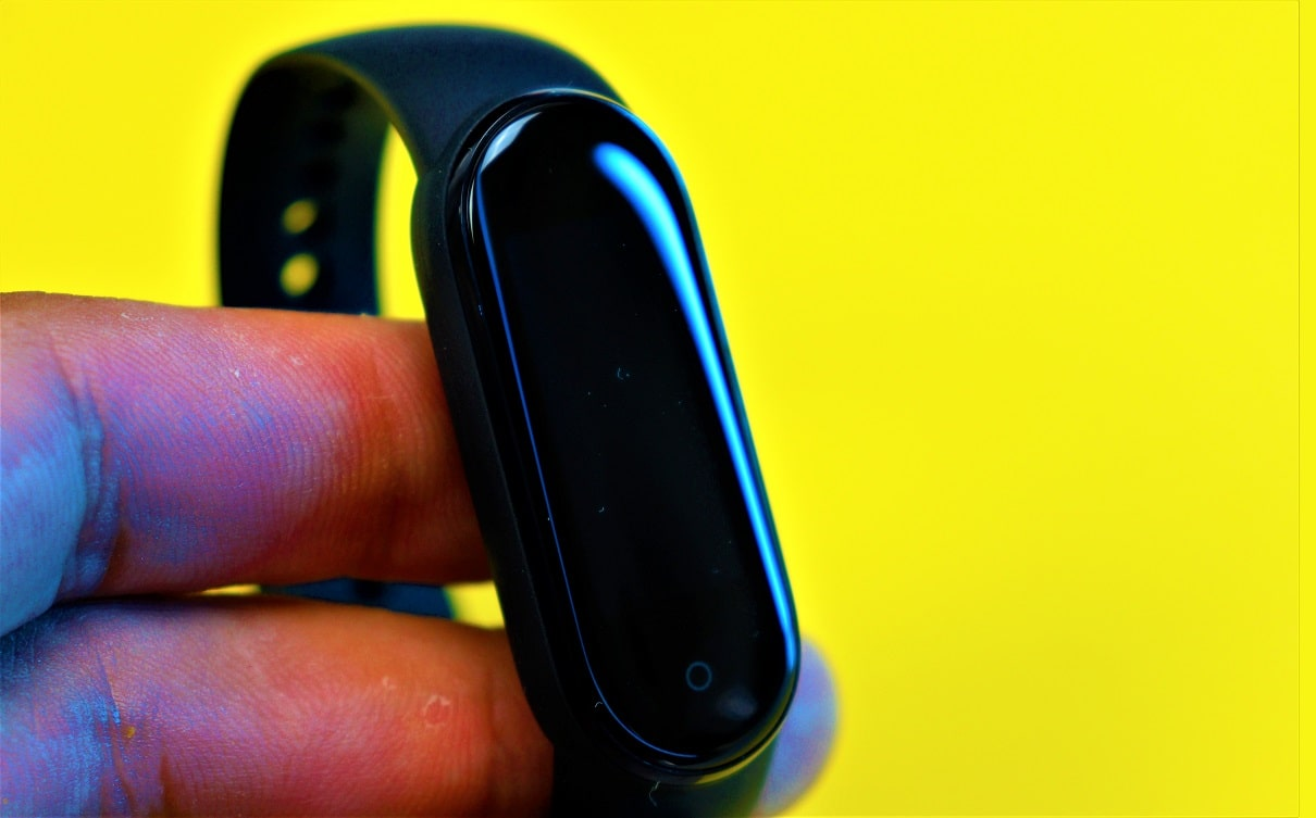Constructie, design si specificatii, Xiaomi Mi BAND 5