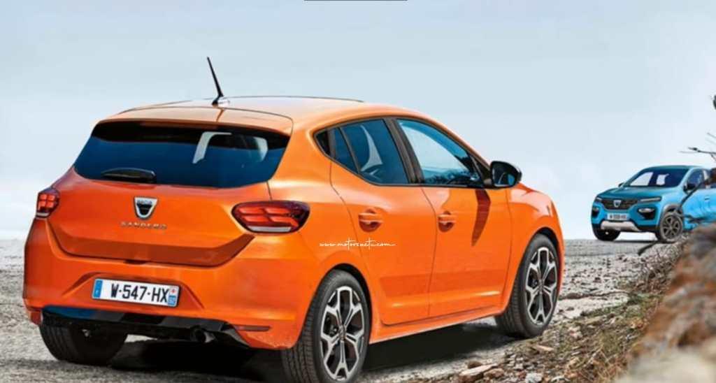 Dacia Sandero 2020 in imagini noi si pretul maxim al modelului