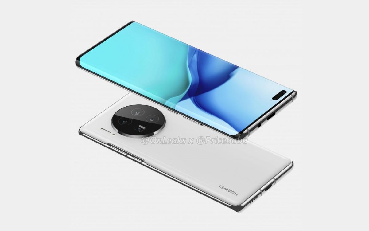 De ce ne este frica, nu scapam! Huawei Mate 40 Pro