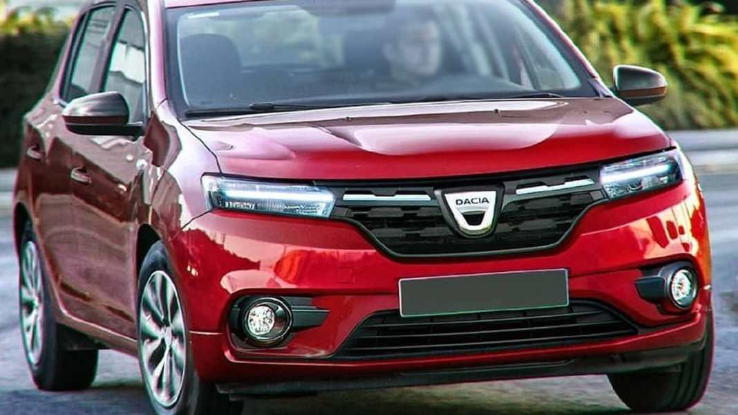 Motor RS pe Dacia Sandero 2020 si poze noi cu masina!