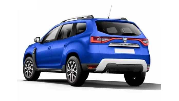 Dacia Duster 2021, ce schimbari va aduce noul model prin facelift