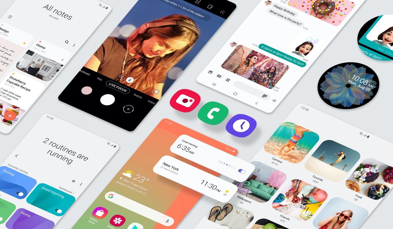 Lista telefoanelor Samsung care vor primi update la One UI 2.5
