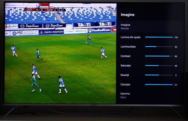 setari de imagine pentru un smart tv