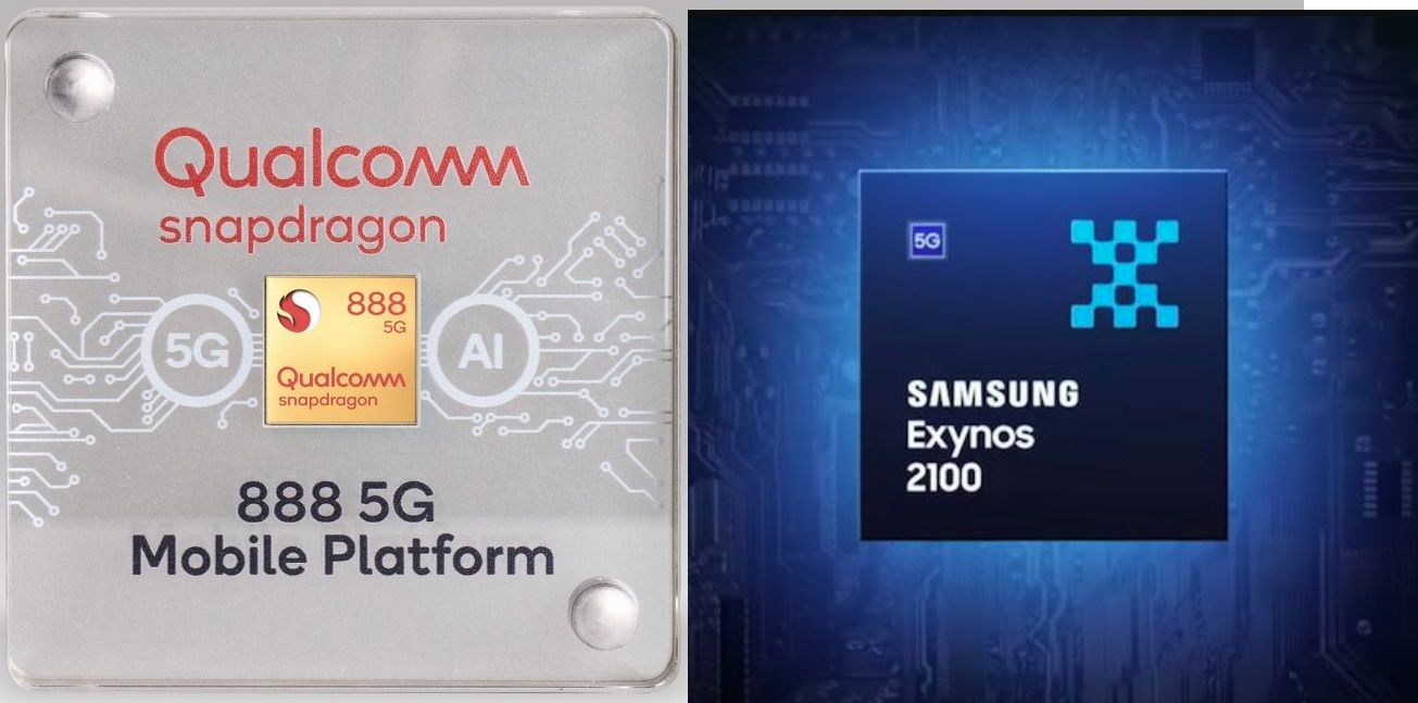 Galaxy S21 Ultra exynos sau snapdragon