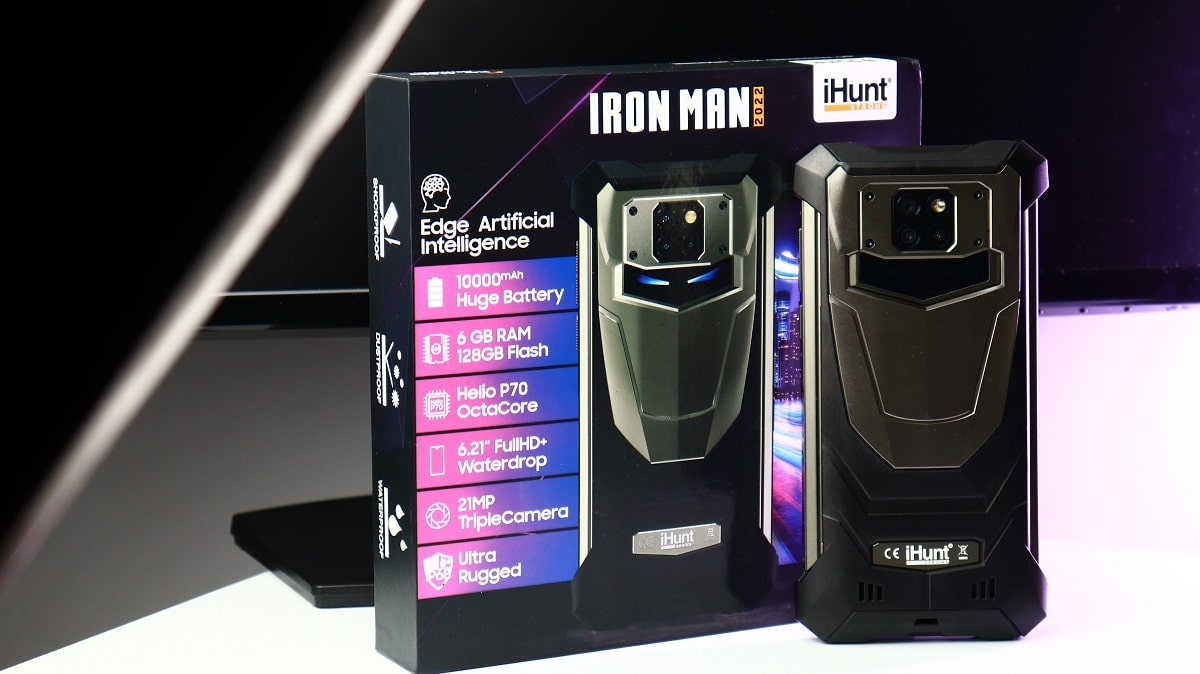 Review IHunt Iron Man 2022