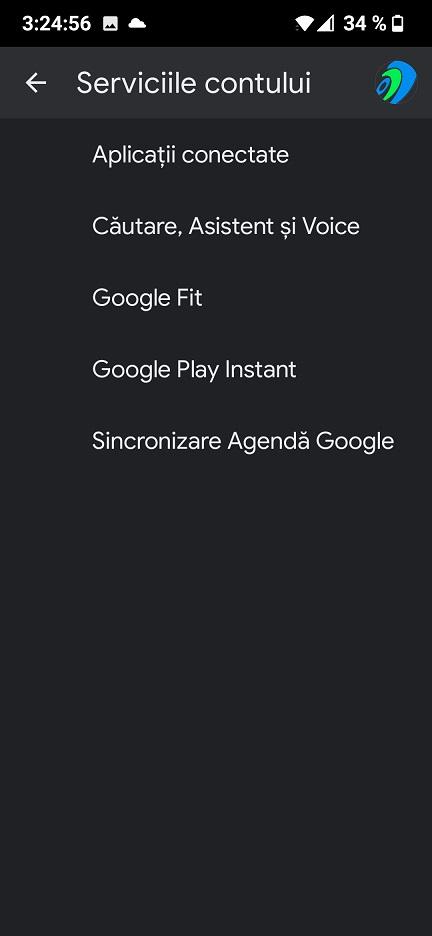 aplicații strict conectate)