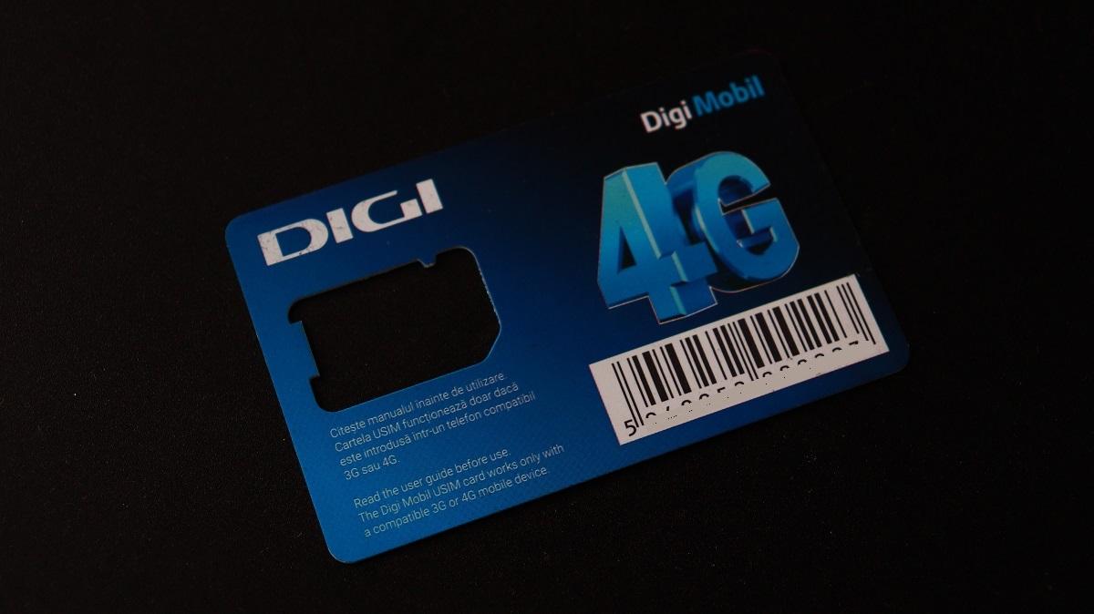 vitezele Digi Mobil in reteaua 4G si 5G